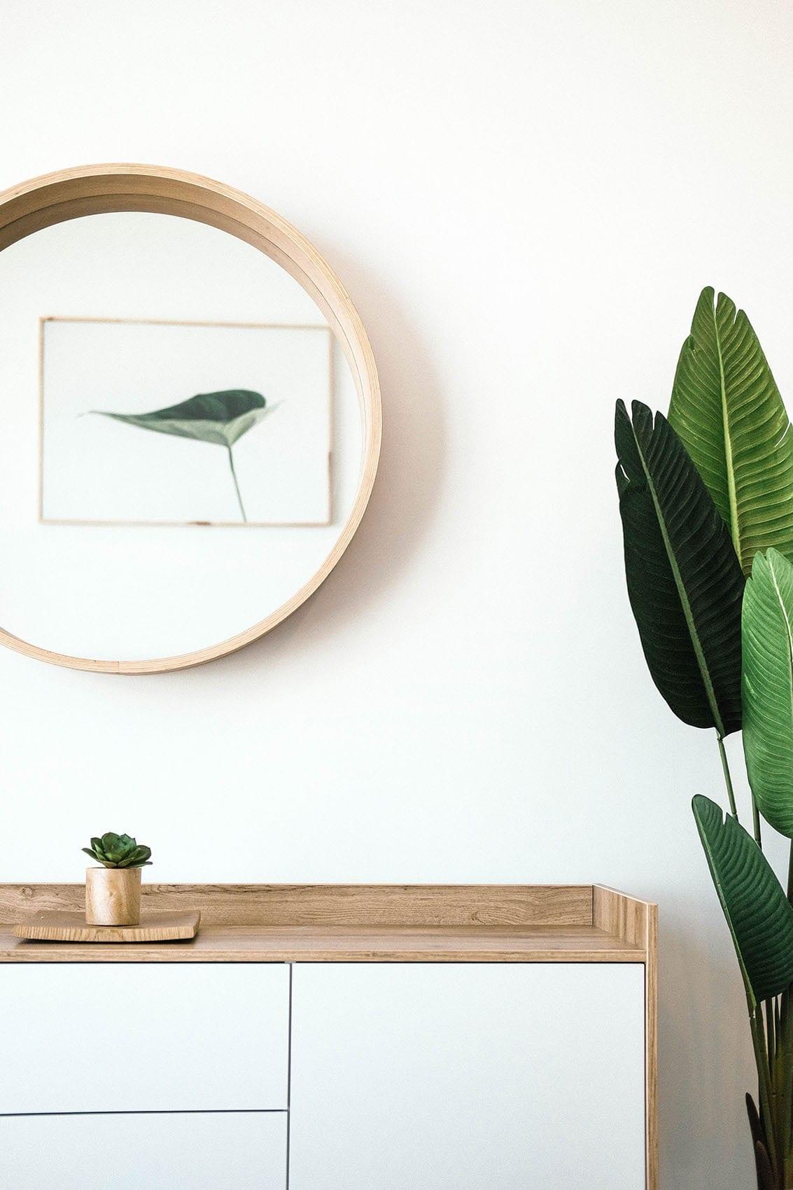 Commode blanche sur-mesure par Wood-in Menuiserie
